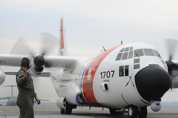 National Guard C-130